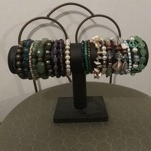 21 bracelet lot